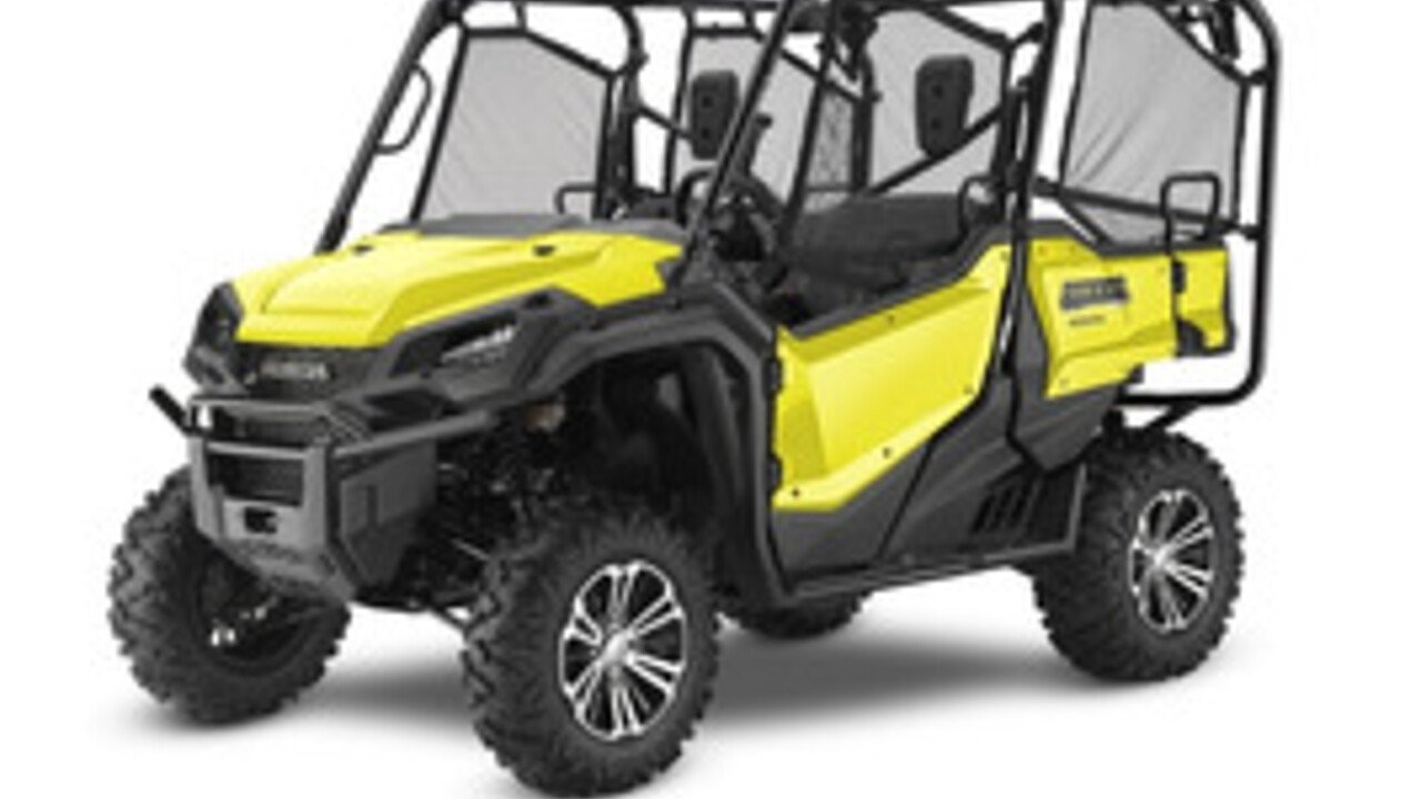 2018 Honda Pioneer 1000 for sale 200563016