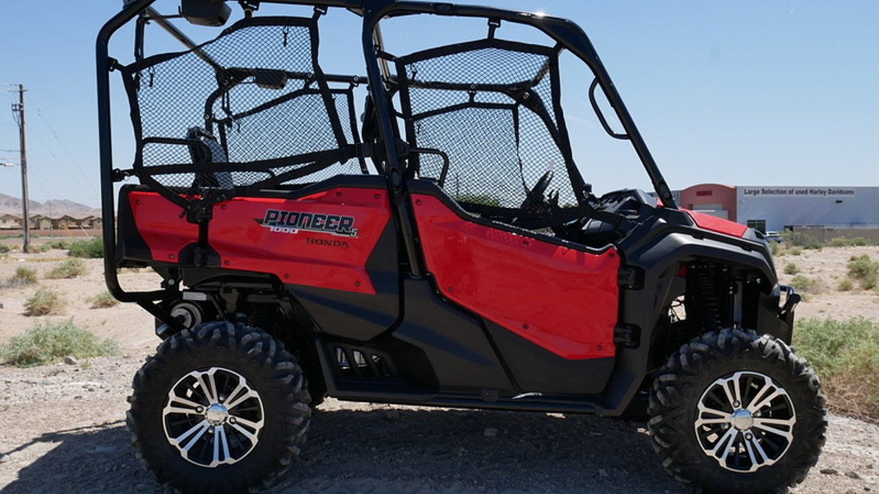 2018 Honda Pioneer 1000 for sale 200569145