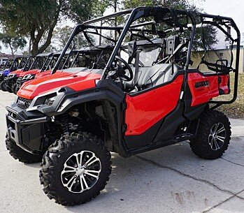 2018 Honda Pioneer 1000 for sale 200570084