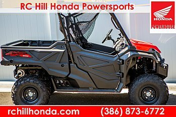 2018 Honda Pioneer 1000 for sale 200583609