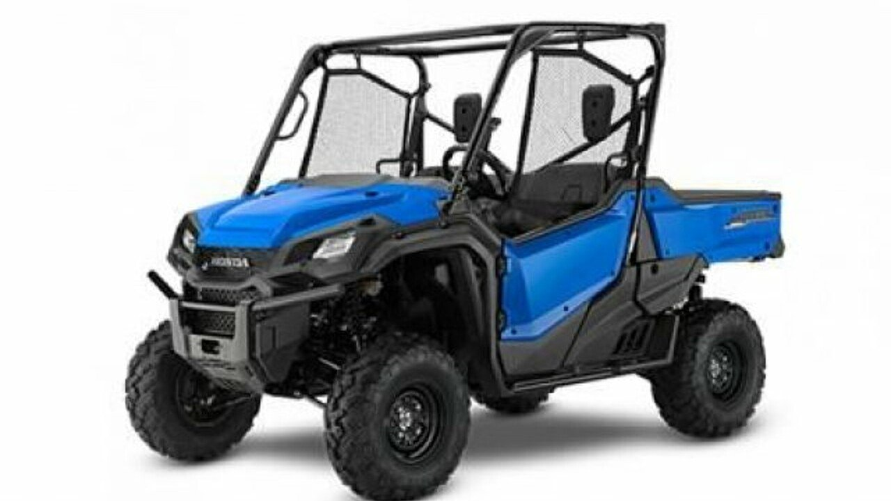 2018 Honda Pioneer 1000 for sale 200587847