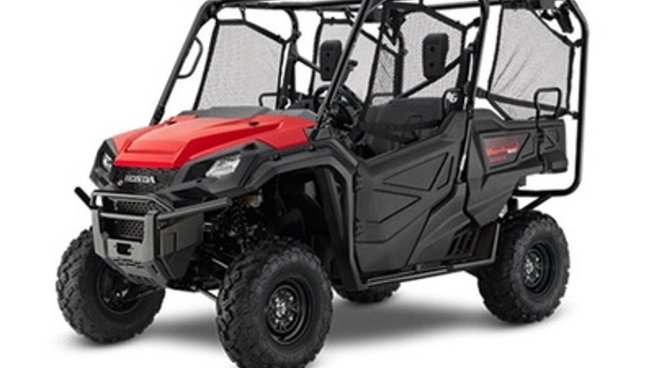 2018 Honda Pioneer 1000 for sale 200595165