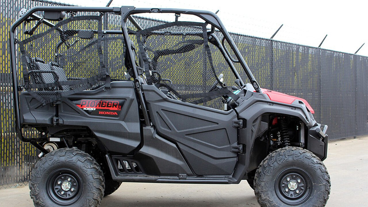 2018 Honda Pioneer 1000 for sale 200609199