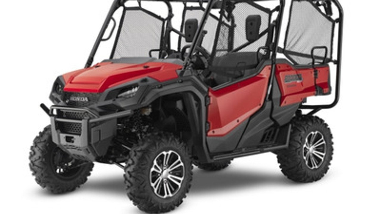 2018 Honda Pioneer 1000 for sale 200621535