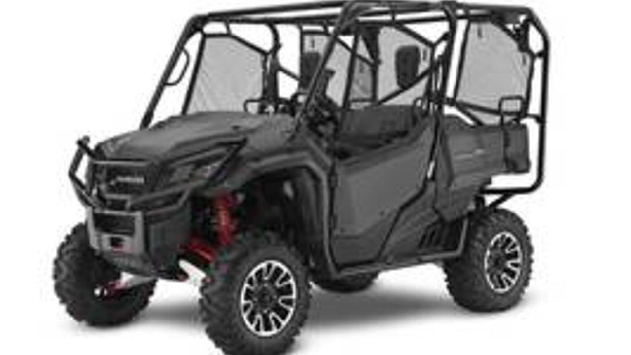 2018 Honda Pioneer 1000 for sale 200623648