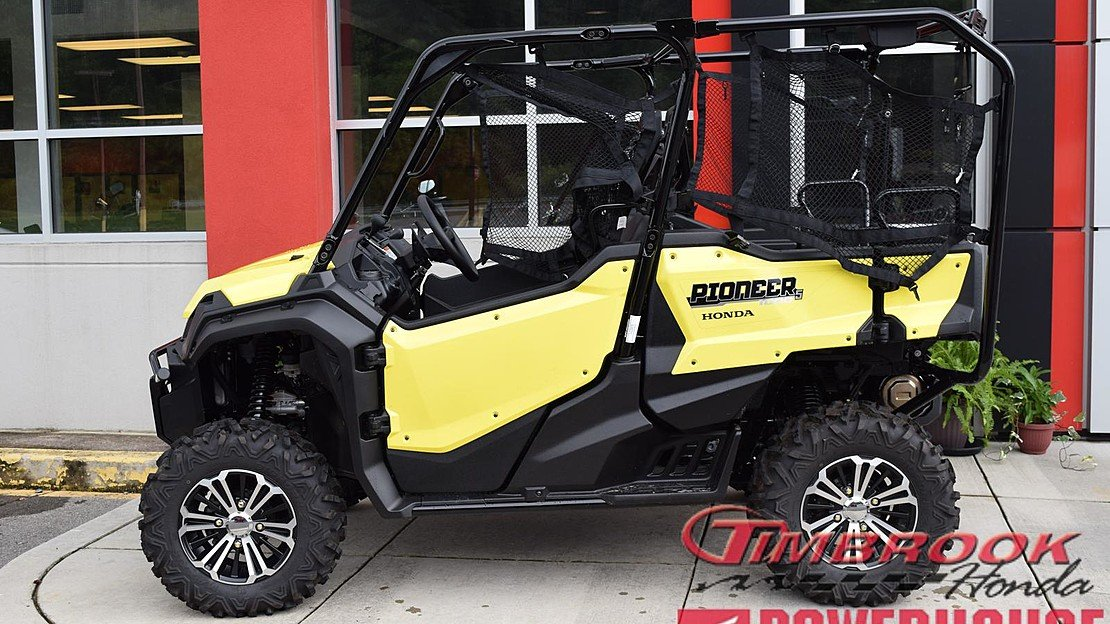 2018 Honda Pioneer 1000 for sale 200643700