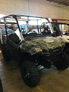 2018 Honda Pioneer 1000 for sale 200502247