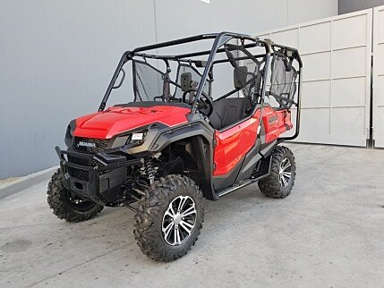 2018 Honda Pioneer 1000 for sale 200525120