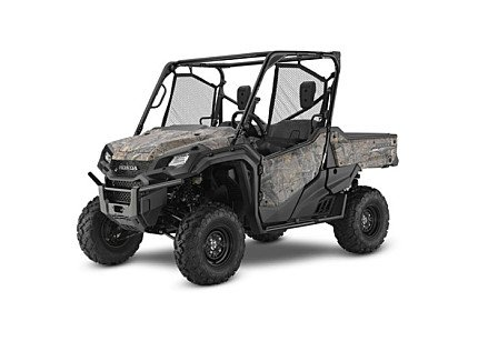 2018 Honda Pioneer 1000 for sale 200556210