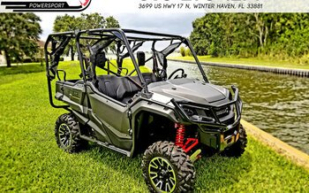 2018 Honda Pioneer 1000 for sale 200588849