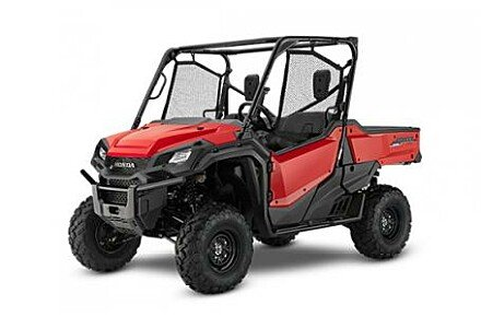 2018 Honda Pioneer 1000 for sale 200596391