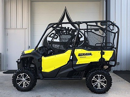 2018 Honda Pioneer 1000 for sale 200609758