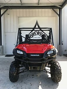 2018 Honda Pioneer 1000 for sale 200609761