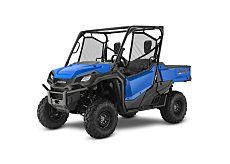 2018 Honda Pioneer 1000 for sale 200624309