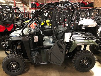2018 Honda Pioneer 500 for sale 200502242