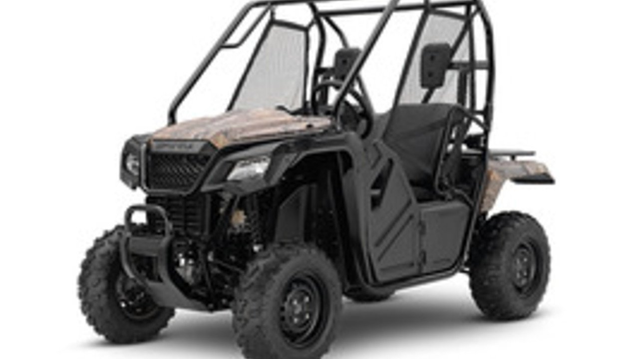 2018 Honda Pioneer 500 for sale 200502305