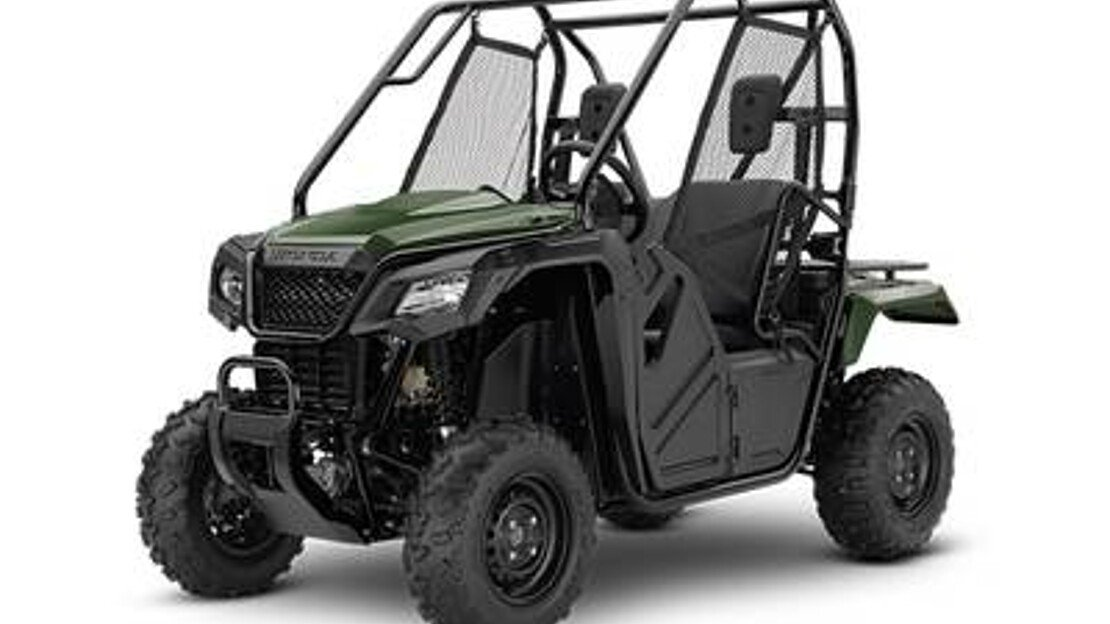 2018 Honda Pioneer 500 for sale 200507857