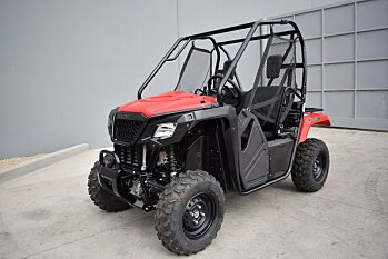 2018 Honda Pioneer 500 for sale 200515348