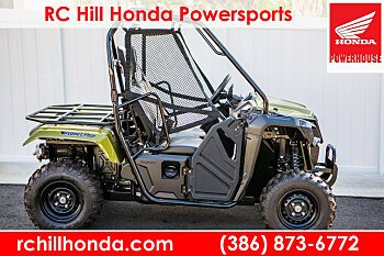 2018 Honda Pioneer 500 for sale 200569089