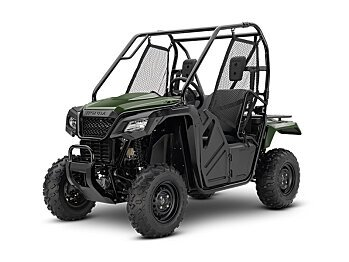 2018 Honda Pioneer 500 for sale 200582346