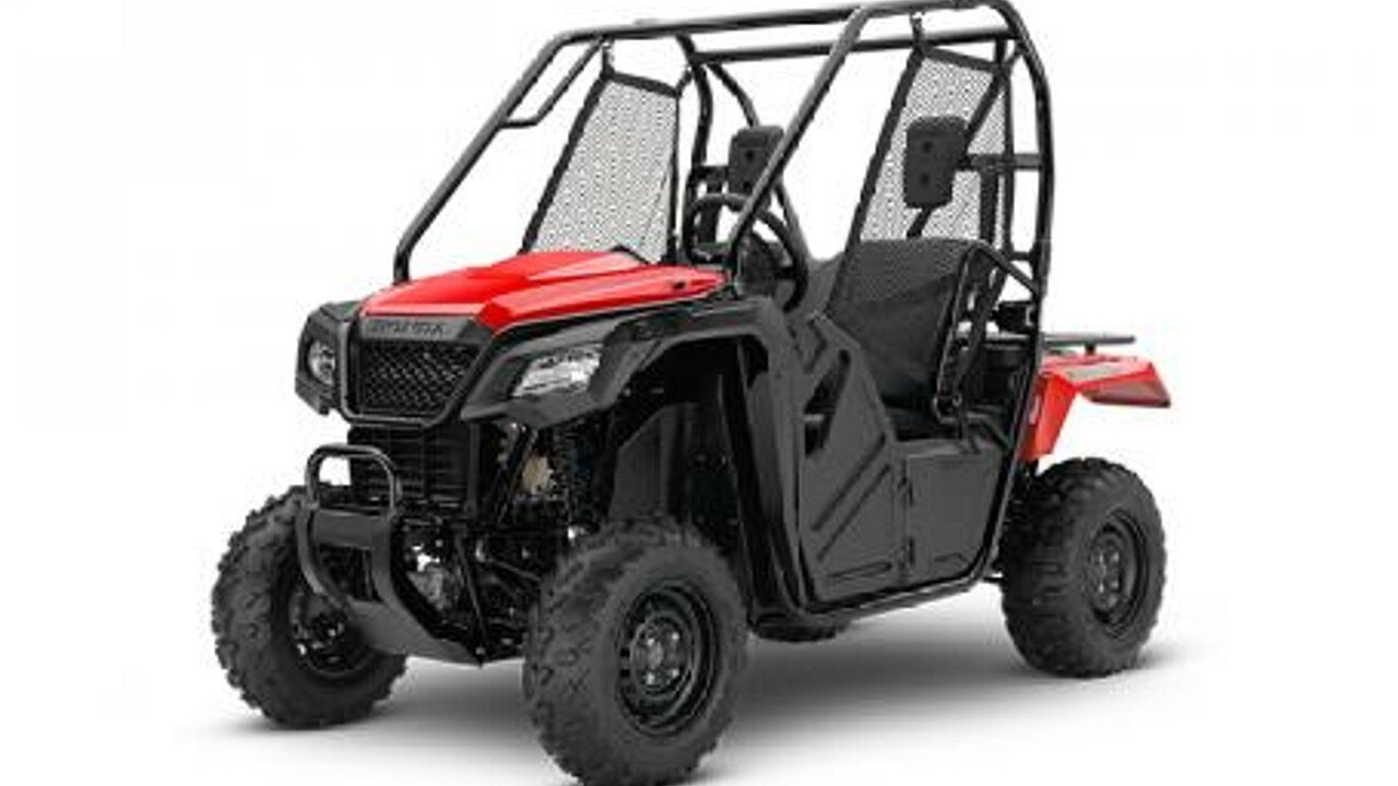 2018 Honda Pioneer 500 for sale 200608727