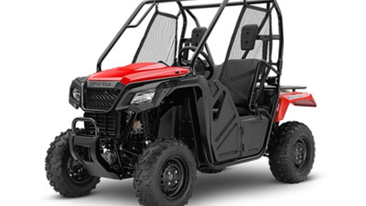 2018 Honda Pioneer 500 for sale 200609208