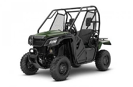 2018 Honda Pioneer 500 for sale 200608757
