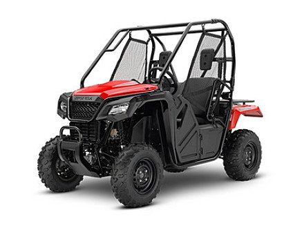 2018 Honda Pioneer 500 for sale 200609762