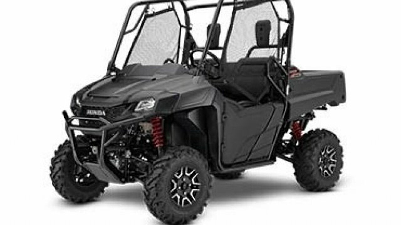 2018 Honda Pioneer 700 for sale 200496227