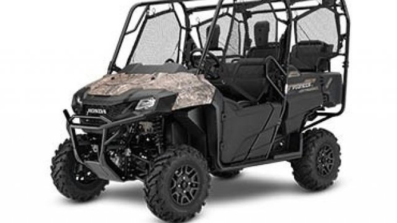2018 Honda Pioneer 700 for sale 200496231