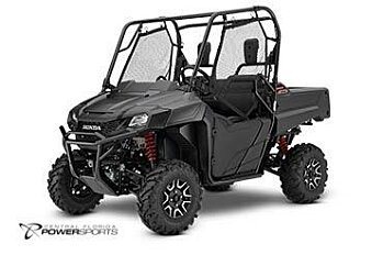 2018 Honda Pioneer 700 for sale 200506888