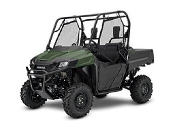 2018 Honda Pioneer 700 for sale 200509355