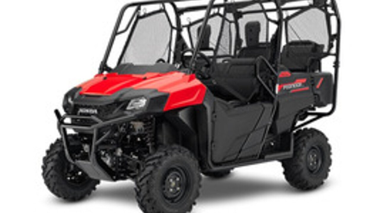 2018 Honda Pioneer 700 for sale 200530379