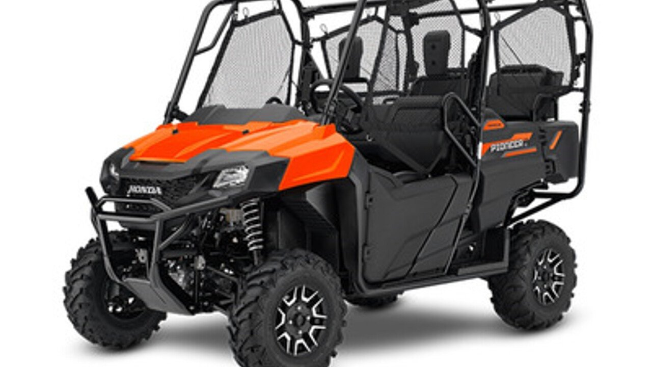 2018 Honda Pioneer 700 for sale 200546551