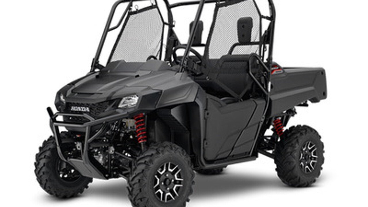 2018 Honda Pioneer 700 for sale 200547400