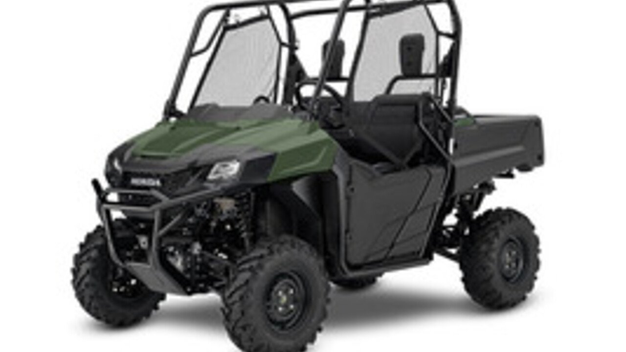 2018 Honda Pioneer 700 for sale 200553690