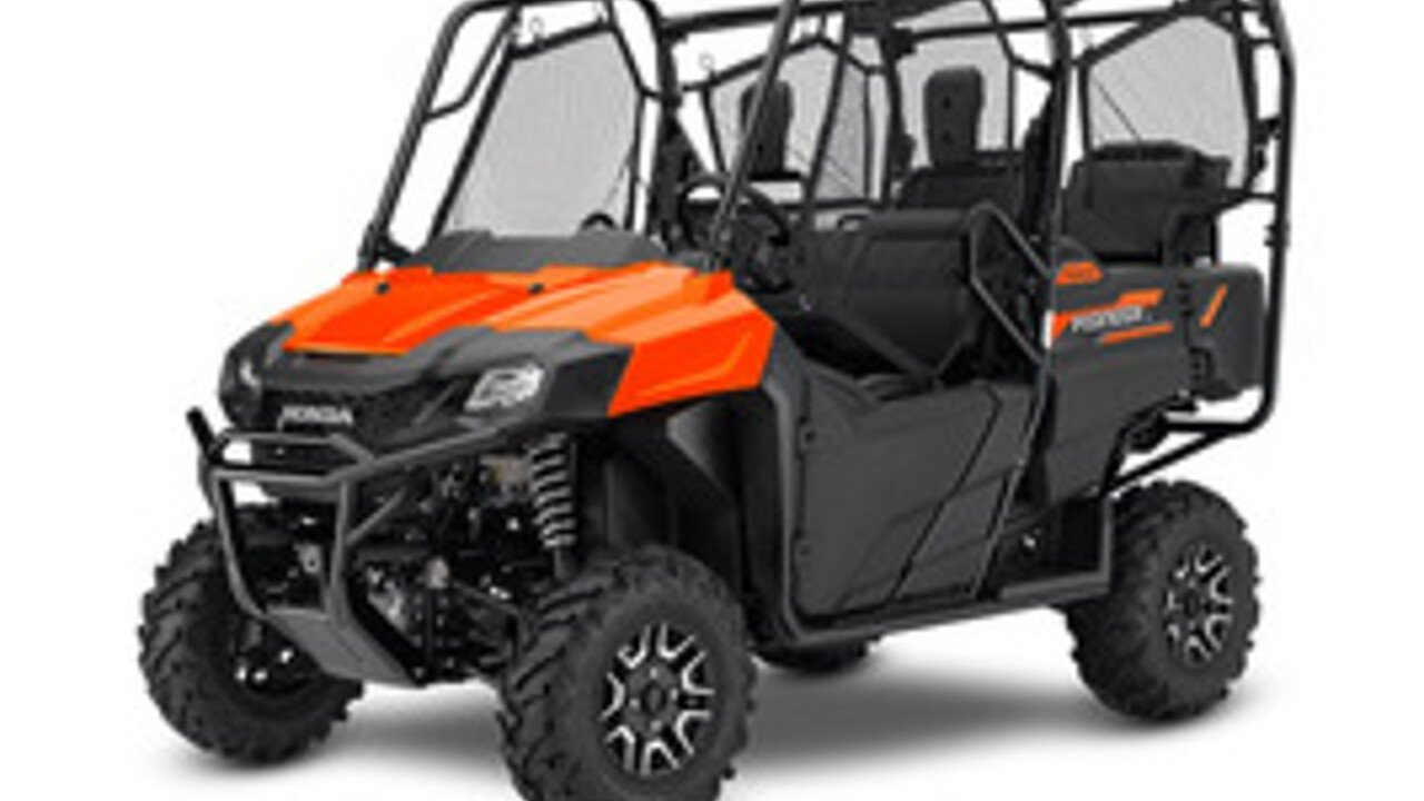 2018 Honda Pioneer 700 for sale 200554215