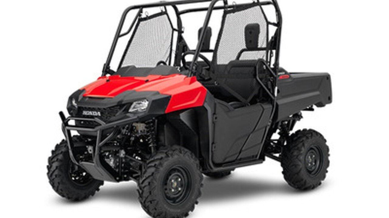 2018 Honda Pioneer 700 for sale 200563201