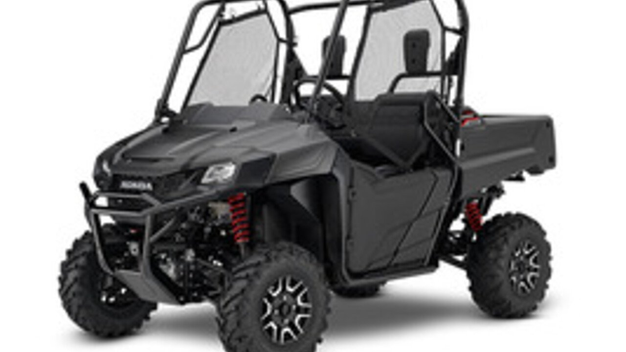 2018 Honda Pioneer 700 for sale 200563210