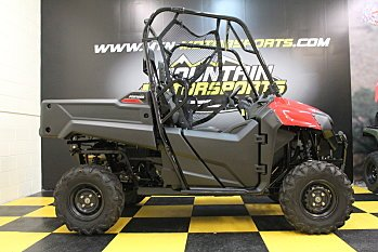 2018 Honda Pioneer 700 for sale 200563476
