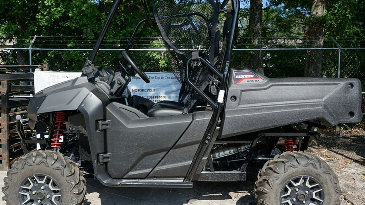 2018 Honda Pioneer 700 for sale 200570290