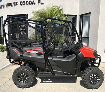 2018 Honda Pioneer 700 for sale 200571131