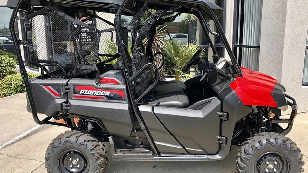 2018 Honda Pioneer 700 for sale 200571259