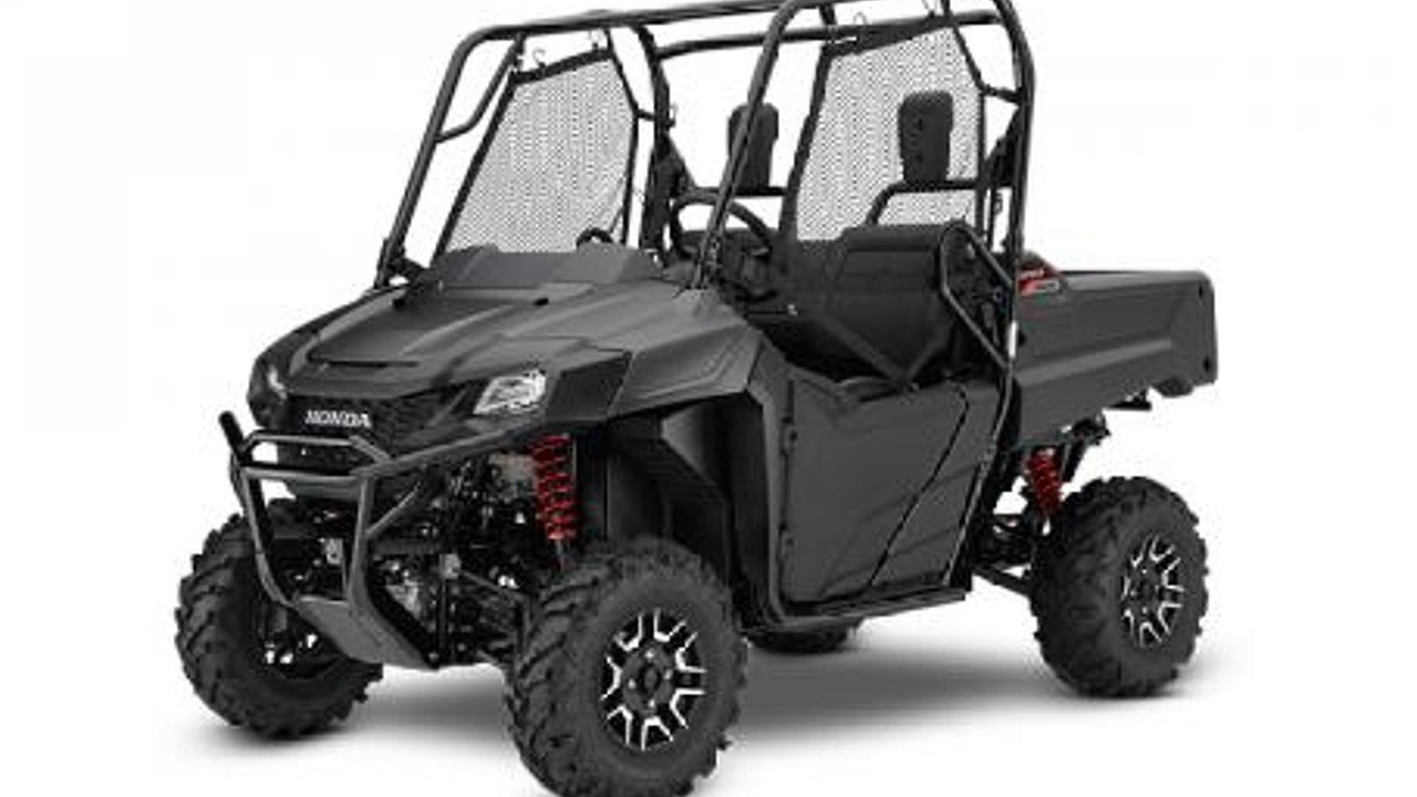2018 Honda Pioneer 700 for sale 200584857