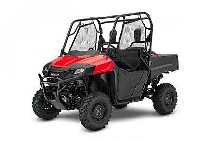 2018 Honda Pioneer 700 for sale 200499019