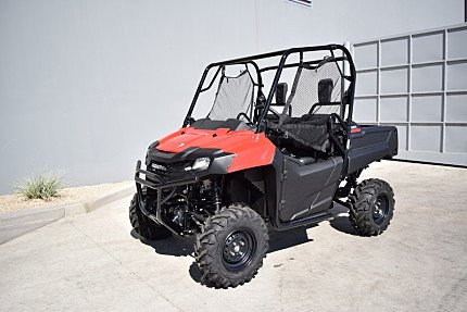 2018 Honda Pioneer 700 for sale 200521163