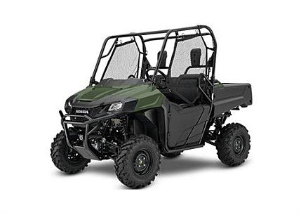2018 Honda Pioneer 700 for sale 200635731