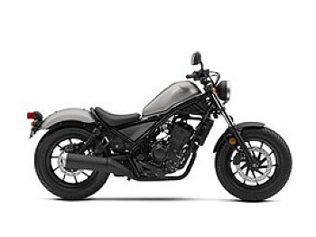 2018 Honda Rebel 300 for sale 200528409