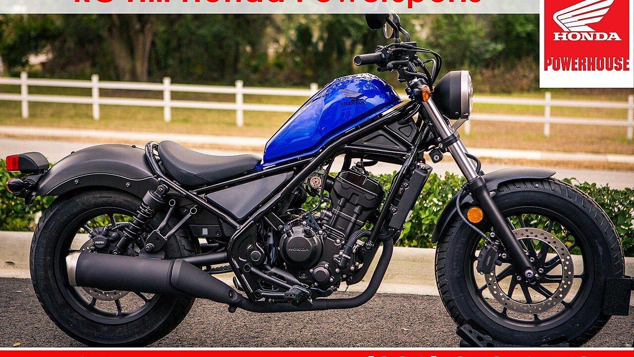 honda rebel   sale  deland florida  motorcycles  autotrader