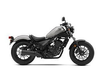 2018 Honda Rebel 300 for sale 200545262